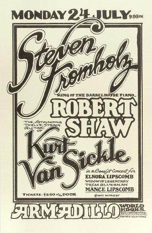 Steven Fromholz Poster