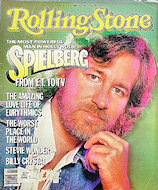 Steven Spielberg Rolling Stone Magazine