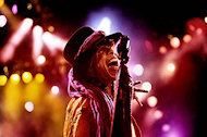 Steven Tyler BG Archives Print