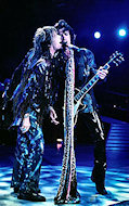 Joe Perry BG Archives Print