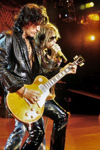 Joe Perry Fine Art Print