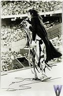 Steven Tyler Vintage Print