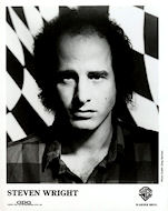 Steven Wright Promo Print