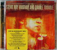 Stevie Ray Vaughan CD