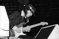 Stevie Ray Vaughan Fine Art Print