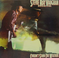 "Stevie Ray Vaughan Vinyl 12"" (Used)"