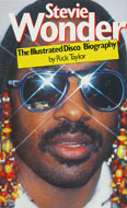 Stevie Wonder The Illistrated Disco/Biagraphy Book