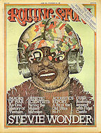 Stevie Wonder Rolling Stone Magazine