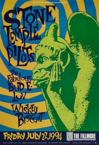 Stone Temple Pilots Poster