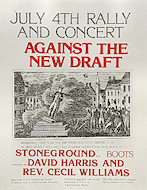 Stoneground Handbill