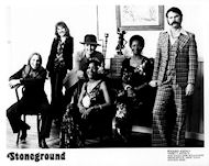 Stoneground Promo Print
