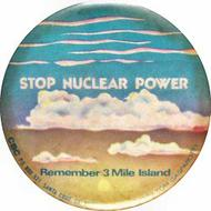 Stop Nuclear Power Pin