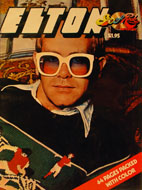 Story Of Rock: Elton Book