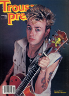 Stray Cats Trouser Press Magazine