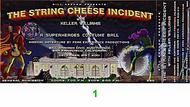 String Cheese Incident Post 2000 Ticket