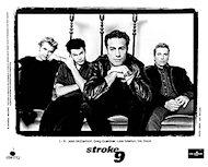 Stroke 9 Promo Print
