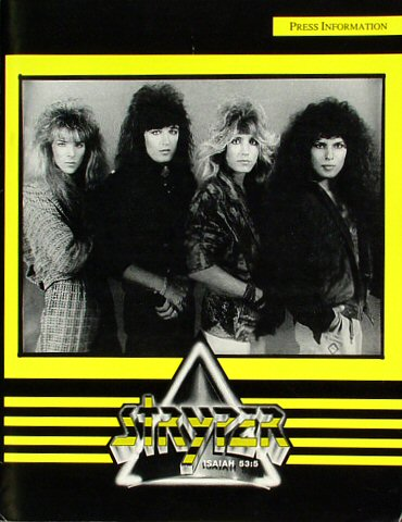 Stryper Program