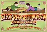 REO Speedwagon Poster