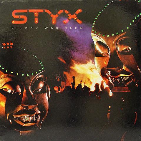 Styx Vinyl (Used)