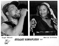 Sugar Minott Promo Print