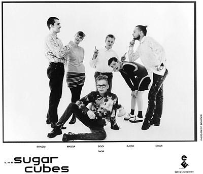 Sugarcubes Promo Print