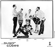Sugarcubes Promo Print