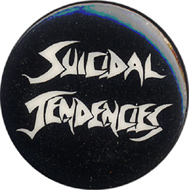 Suicidal Tendencies Pin