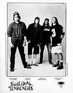 Suicidal Tendencies Promo Print