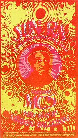 Sun Ra Postcard
