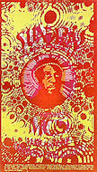 Sun Ra Postcard