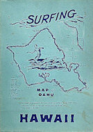Surfing Map of Oahu Program