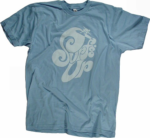 Surf's Up Women's Retro T-Shirt