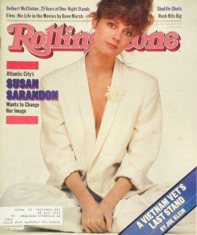 Susan SarandonRolling Stone Magazine