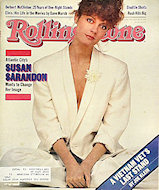 Susan Sarandon Rolling Stone Magazine