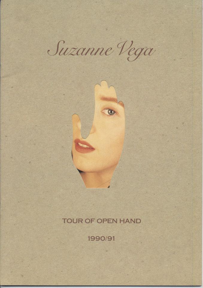 Suzanne Vega Program