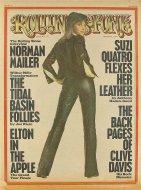 Suzi Quatro Rolling Stone Magazine