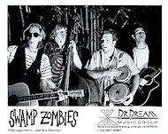 Swamp Zombies Promo Print