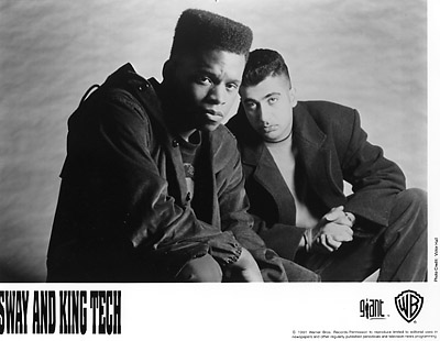 Sway and King Tech Promo Print