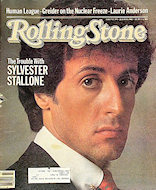 Sylvester Stallone Rolling Stone Magazine
