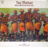 Taj Mahal Vinyl (New)