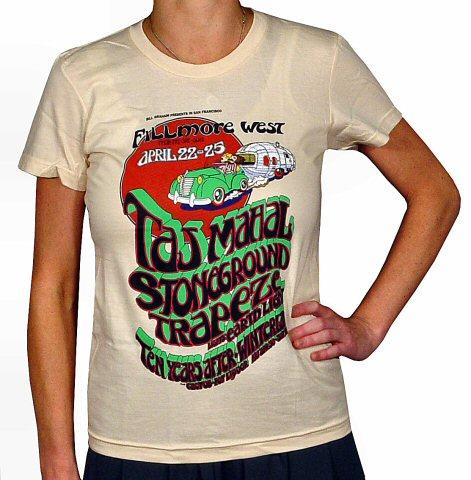 Taj Mahal Women's Retro T-Shirt