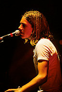 Taylor Hanson BG Archives Print