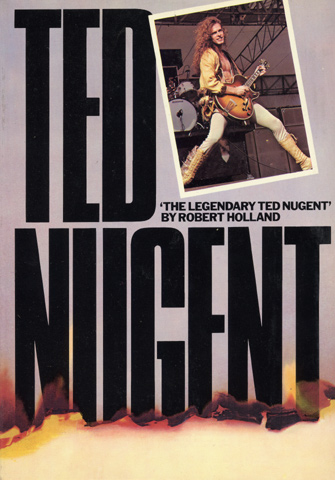 Ted Nugent Book