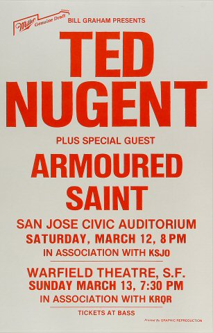 Ted NugentPoster