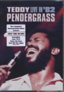 Teddy Pendergrass Live In '82 DVD