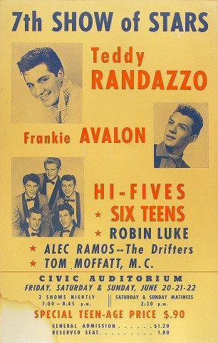 Teddy Randazzo Poster