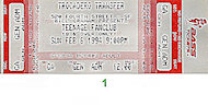 Teenage Fanclub Vintage Ticket