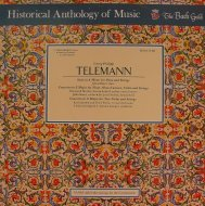 "Telemann Vinyl 12"" (Used)"