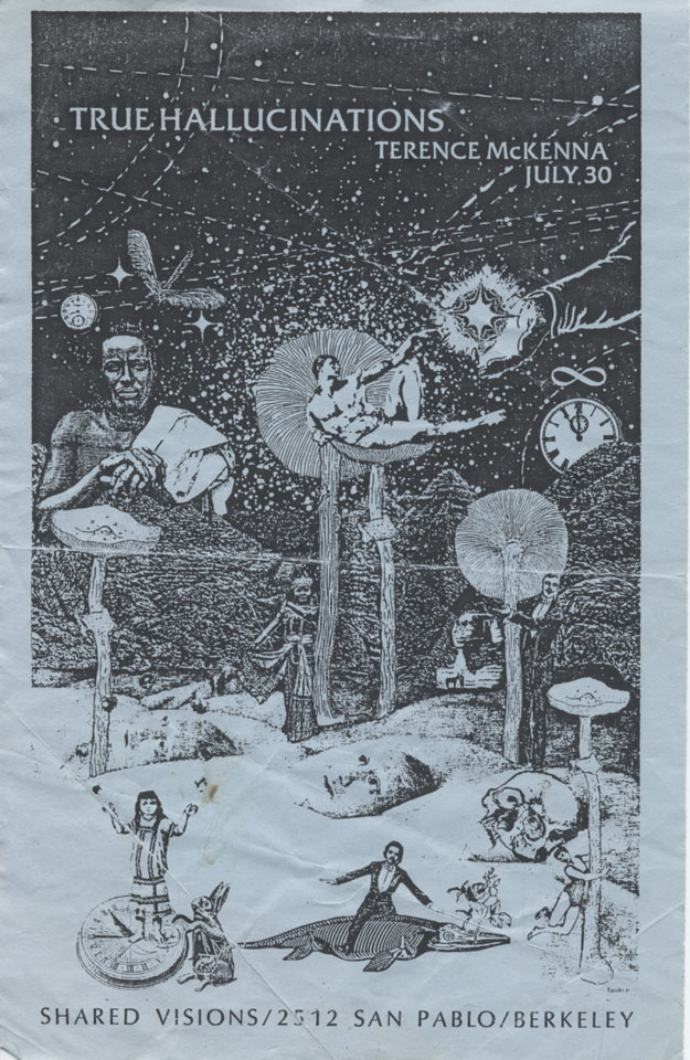 Terence McKenna Handbill