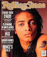 Terence Trent D'Arby Magazine